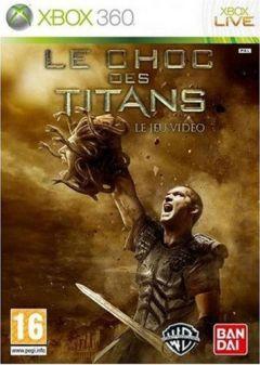 Jaquette de Le Choc des Titans - Le Jeu Vidéo Xbox 360