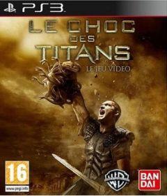 Jaquette de Le Choc des Titans - Le Jeu Vidéo PlayStation 3