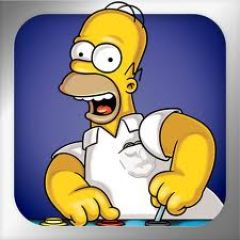 Jaquette de The Simpsons Arcade iPhone, iPod Touch