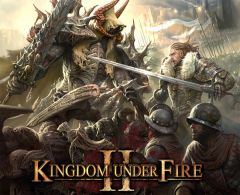 Jaquette de Kingdom Under Fire II PS4
