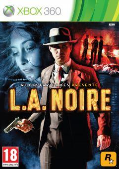 Jaquette de L.A. Noire Xbox 360