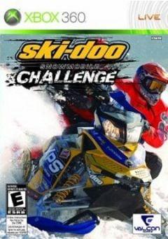 Jaquette de Ski-Doo snowmobile Challenge Xbox 360