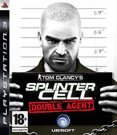 Jaquette de Splinter Cell : Double Agent PlayStation 3