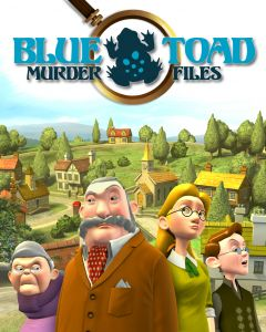 Jaquette de Blue Toad Murder Files PlayStation 3
