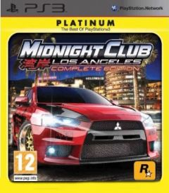 Jaquette de Midnight Club : Los Angeles Complete Edition PlayStation 3