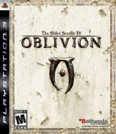Jaquette de The Elder Scrolls IV : Oblivion PlayStation 3