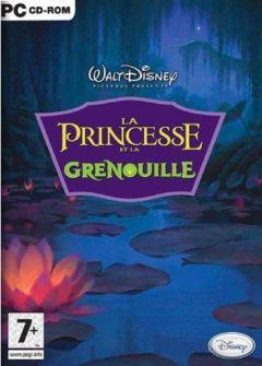 Jaquette de La Princesse et la grenouille PC