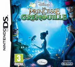 Jaquette de La Princesse et la grenouille DS