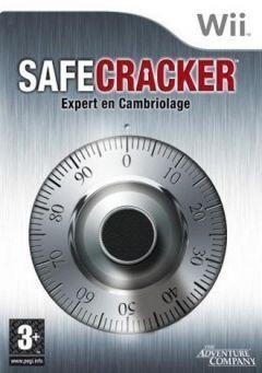 Jaquette de Safecracker : Expert en Cambriolage Wii