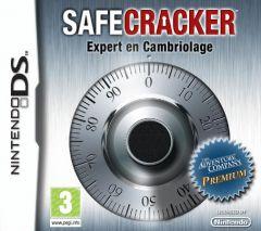 Jaquette de Safecracker : Expert en Cambriolage DS