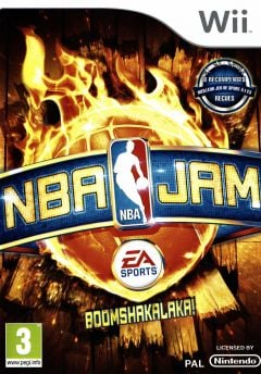 Jaquette de EA Sports NBA Jam Wii