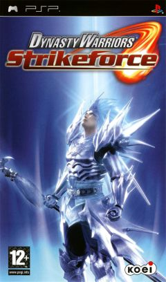 Jaquette de Dynasty Warriors : Strikeforce PSP