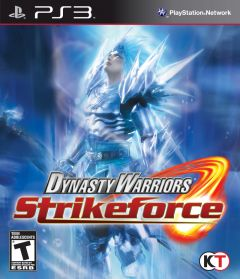 Jaquette de Dynasty Warriors : Strikeforce PlayStation 3