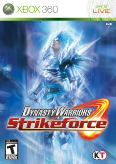 Jaquette de Dynasty Warriors : Strikeforce Xbox 360
