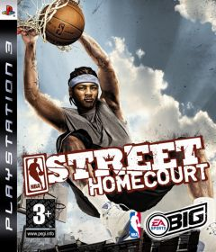Jaquette de NBA Street Homecourt PlayStation 3