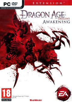 Jaquette de Dragon Age : Origins - Awakening PC