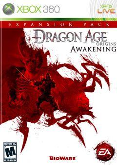 Jaquette de Dragon Age : Origins - Awakening Xbox 360