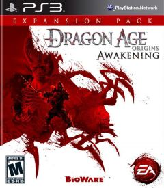 Jaquette de Dragon Age : Origins - Awakening PlayStation 3