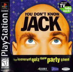 Jaquette de You Don't Know Jack PlayStation