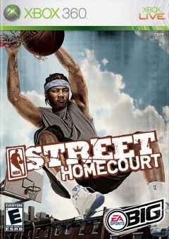 Jaquette de NBA Street Homecourt Xbox 360