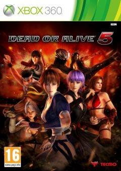 Jaquette de Dead or Alive 5 Xbox 360