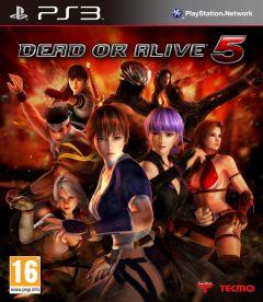 Jaquette de Dead or Alive 5 PlayStation 3