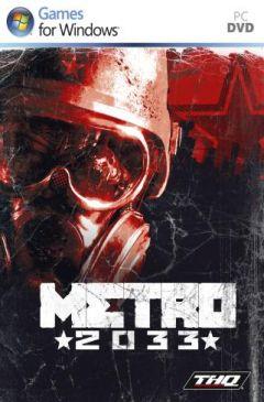 Jaquette de Metro 2033 PC