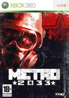 Jaquette de Metro 2033 Xbox 360