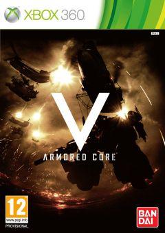 Jaquette de Armored Core 5 Xbox 360