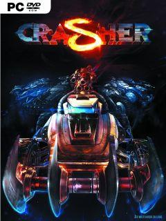 Jaquette de Crasher PC