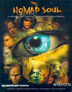 Jaquette de The Nomad Soul PC