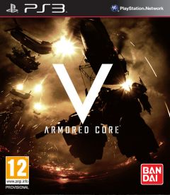 Jaquette de Armored Core 5 PS3