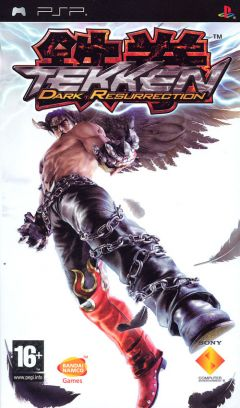 Jaquette de Tekken 5 Dark Resurrection PSP