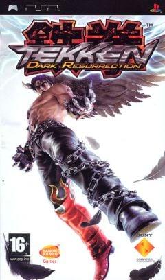 Jaquette de Tekken 5 Dark Resurrection PSP