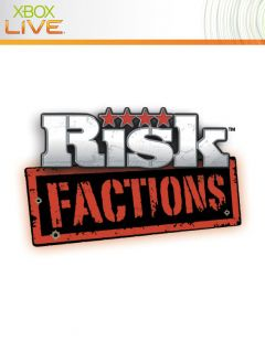 Jaquette de RISK : Factions Xbox 360