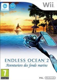 Jaquette de Endless Ocean 2 : Aventuriers des Fonds Marins Wii