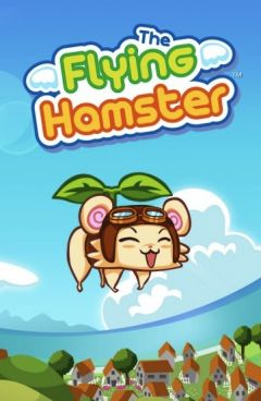 Jaquette de The Flying Hamster PSP