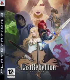 Jaquette de The Last Rebellion PlayStation 3