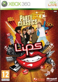 Jaquette de Lips : Party Classics Xbox 360