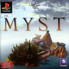 Jaquette de Myst PlayStation