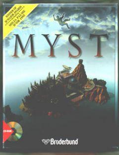 Jaquette de Myst Mac