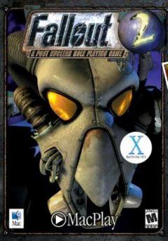 Jaquette de Fallout 2 Mac