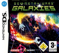 Jaquette de Geometry Wars : Galaxies DS