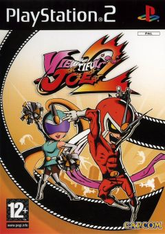 Jaquette de Viewtiful Joe 2 PlayStation 2
