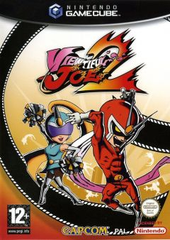 Jaquette de Viewtiful Joe 2 GameCube