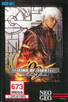Jaquette de The King of Fighters '99 NeoGeo
