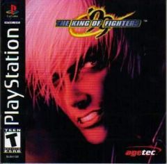 Jaquette de The King of Fighters '99 PlayStation