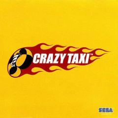 Jaquette de Crazy Taxi Dreamcast