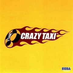 Jaquette de Crazy Taxi PC