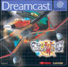 Jaquette de Giga Wing Dreamcast